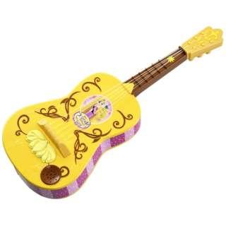 ラプンツェル ザ・シリーズ いっしょにうたおう♪ミュージカルギター