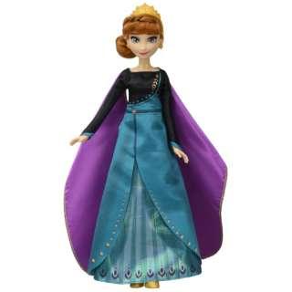 ロイヤルフレンズ ミュージカルドール アナと雪の女王2 アナ エピローグドレス