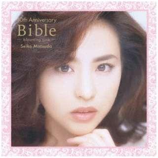 松田聖子/ Seiko Matsuda 40th Anniversary Bible -blooming pink- 完全生産限定盤 【アナログレコード】