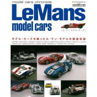 【バーゲンブック】LeMans model cars
