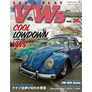 【バーゲンブック】LET'S PLAY VWs vol.36
