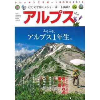 【バーゲンブック】アルプストレッキングサポートBOOK2013