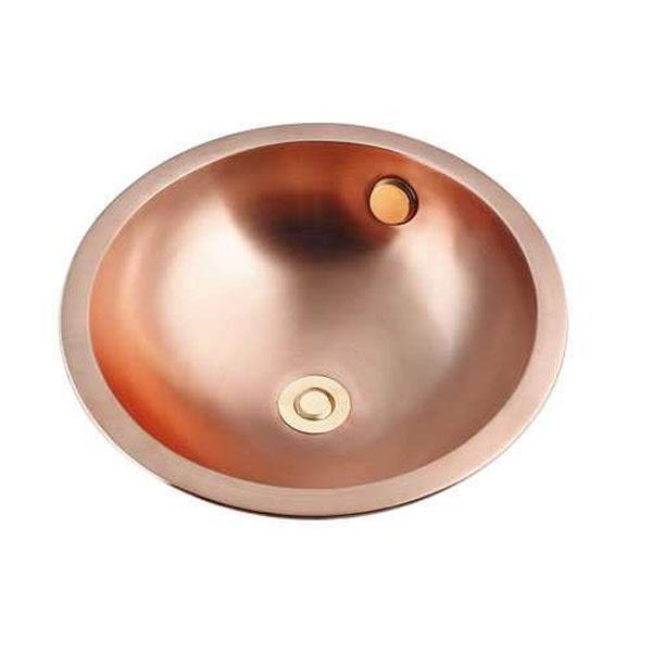 カクダイ カクダイ 493-135 丸型洗面器