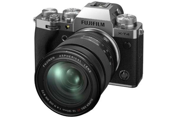 富士フイルム「X-T4」FXT4LK1680S
