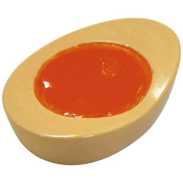 ラーメンの具箸置き 煮卵 AR0623288