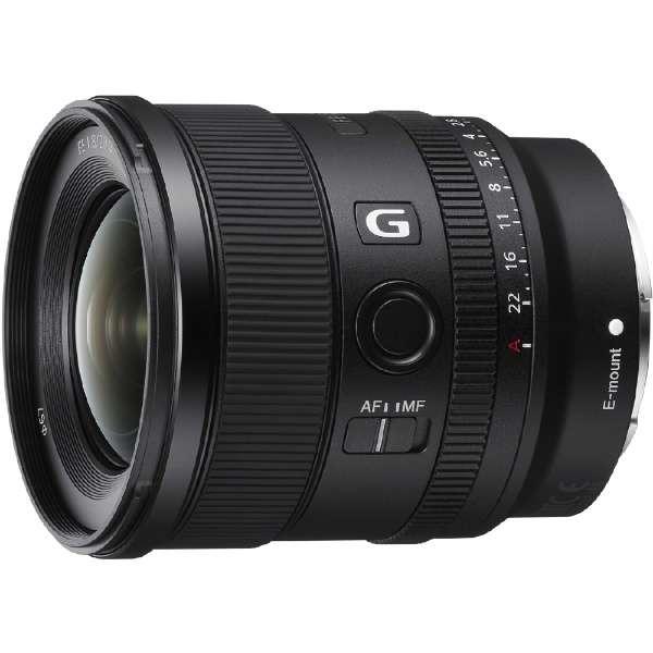 カメラレンズ FE 20mm F1.8 G [ソニーE /単焦点レンズ]