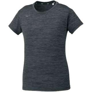 レディース Tシャツ(XLサイズ/ブラック) 32MA0311