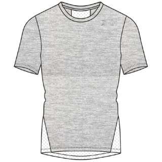 メンズ 半袖シャツ(Mサイズ/アロイグレー) K2JA0110