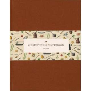【バーゲンブック】HOME-OBSERVER'S NOTEBOOK