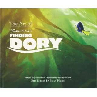【バーゲンブック】The Art of FINDING DORY