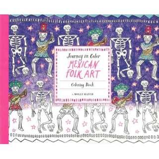 【バーゲンブック】Journey in Color MEXICAN FOLK ART