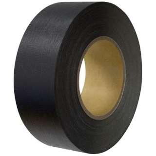 紙クロステープ50mm*50m 黒 BK
