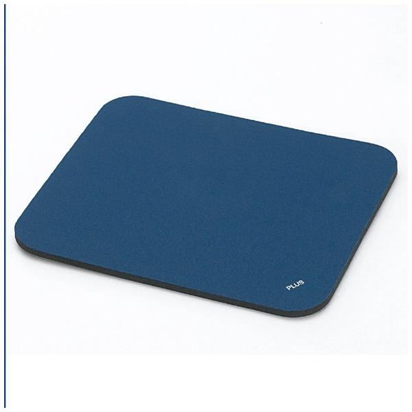 プラス マウスパッド ブルー MM-521T BL