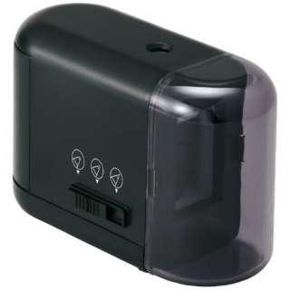 乾電池式鉛筆削り FS-077 BK FS-077