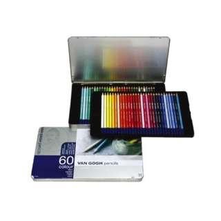 ヴァンゴッホ色鉛筆60色セット T9773-0065