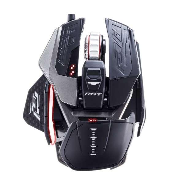 MR05DCINBL001-0J ゲーミングマウス R.A.T. PRO X3 黒 [光学式 /10ボタン /USB /有線]