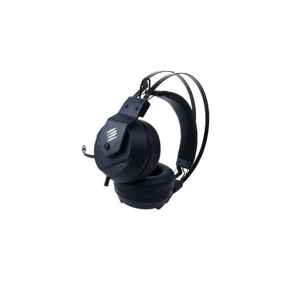 AF13C1INBL000-0J ゲーミングヘッドセット F.R.E.Q.2 黒 [φ3.5mmミニプラグ /両耳 /ヘッドバンドタイプ]