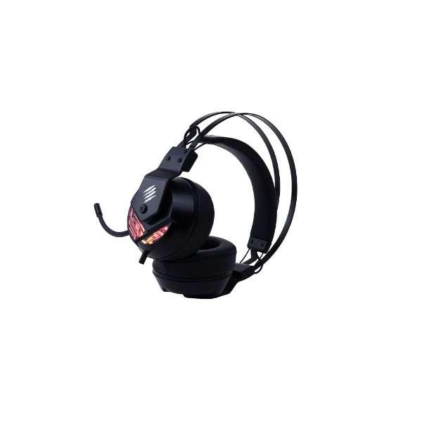 AF13C2INBL000-0J ゲーミングヘッドセット F.R.E.Q.4 黒 [USB /両耳 /ヘッドバンドタイプ]