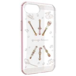 おジャ魔女どれみ IIII fit clear iPhone SE(第2世代)4.7インチ/8/7/6s/6対応ケース ポロン OD-01A