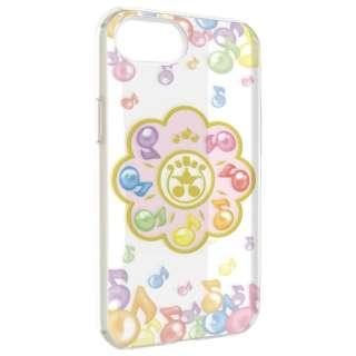おジャ魔女どれみ IIII fit clear iPhone SE(第2世代)4.7インチ/8/7/6s/6対応ケース リズムタップ OD-01B