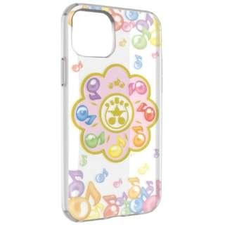おジャ魔女どれみ IIII fit clear iPhone11/XR対応ケース リズムタップ OD-02B