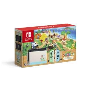 Nintendo Switch あつまれ どうぶつの森セット [ゲーム機本体]