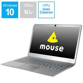 MB-14N4100 ノートパソコン mouse [14.0型 /intel Celeron /eMMC:64GB /メモリ:4GB /2020年3月モデル]