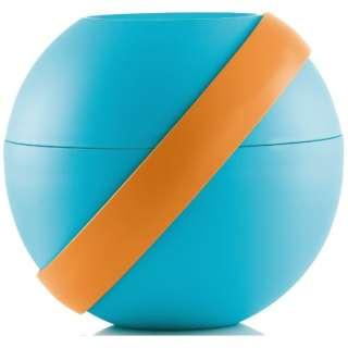 サラダランチボックス&アイスクーラー ZERO ブルー 100101166