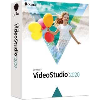 VideoStudio 2020 [Windows用]