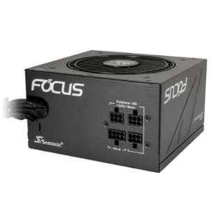 PC電源 Seasonic製 セミモジュラーケーブル ATX電源 FOCUS GMシリーズ FOCUS-GM-750 [750W /ATX /Gold]