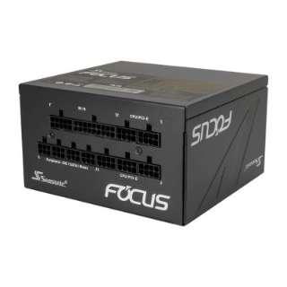 PC電源 Seasonic製 フルモジュラーケーブル ATX電源 FOCUS GXシリーズ FOCUS-GX-650 [650W /ATX /Gold]