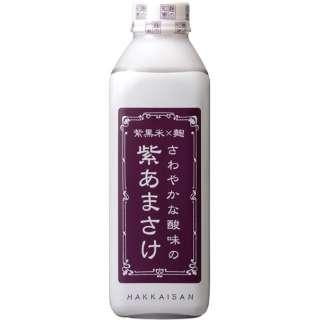 八海山 さわやかな酸味の紫あまさけ 810g 12本【甘酒】 ※要冷蔵