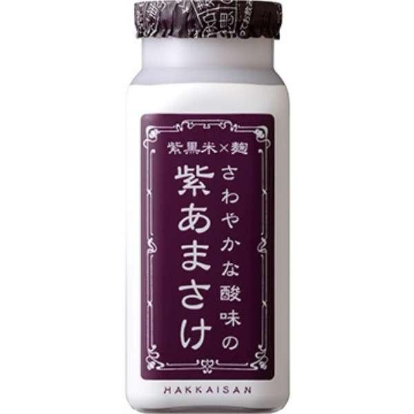 八海山 さわやかな酸味の紫あまさけ 115g 40本【甘酒】 ※要冷蔵