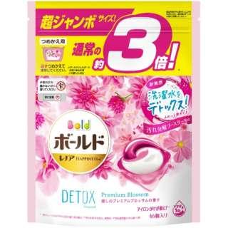 Bold(ボールド) ジェルボール3D 癒しのプレミアムブロッサム  つめかえ用 超ジャンボ(46個)