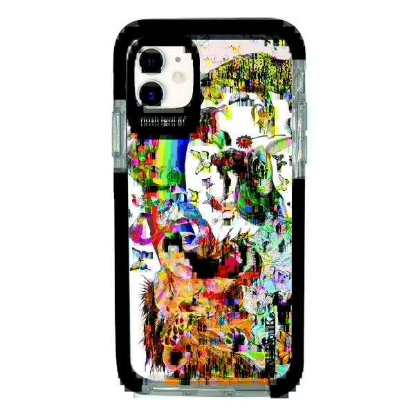 iPhone11 Ultra Protect Case NiJiSuKe 勢ぞろい Hash feat.#F HF-CTIXIR-2N09