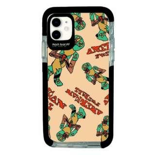 iPhone11 Ultra Protect Case DOKUTOKU AMERICANFOOTBALL Hash feat.#F HF-CTIXIR-2D01