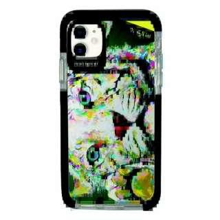 iPhone11 Ultra Protect Case NiJiSuKe ホワイトタイガー Hash feat.#F HF-CTIXIR-2N07