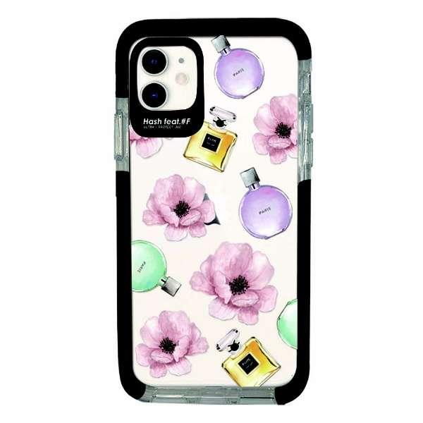 iPhone11 Ultra Protect Case Bloem Bloem Perfume Hash feat.#F HF-CTIXIR-2B09