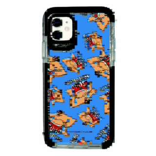 iPhone11 Ultra Protect Case DOKUTOKU SMOWRESTLING Hash feat.#F HF-CTIXIR-2D06