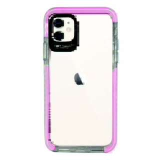 iPhone11 Ultra Protect Case Pink Hash feat.#F HF-CTIXIR-02PK