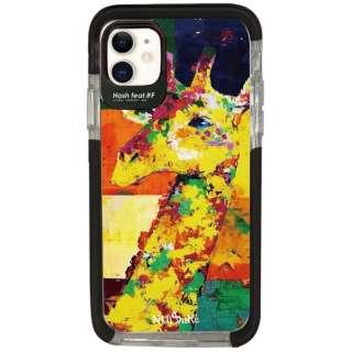 iPhone11 Ultra Protect Case NiJiSuKe キリン Hash feat.#F HF-CTIXIR-2N03
