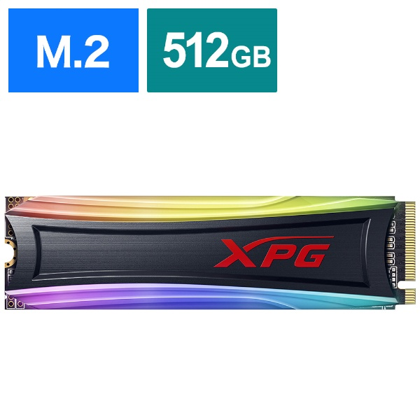 XPG SPECTRIX S40G AS40G-512GT-C