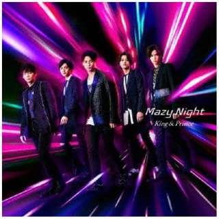 【特典付き】 King & Prince/ Mazy Night 初回限定盤A 【CD】