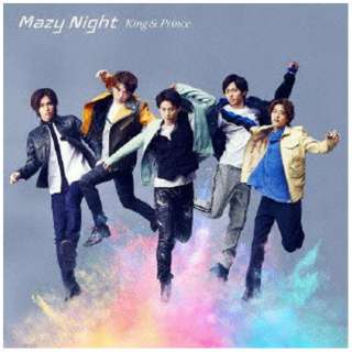 King & Prince/ Mazy Night 初回限定盤B 【CD】