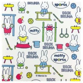 ミッフィー スポーツシリーズ メガネ拭き(チラシ)DBM-293