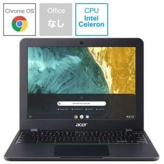 C851T-H14N ノートパソコン Chromebook(512) シェールブラック [12.0型 /intel Celeron /eMMC:32GB /メモリ:4GB /2020年3月モデル]