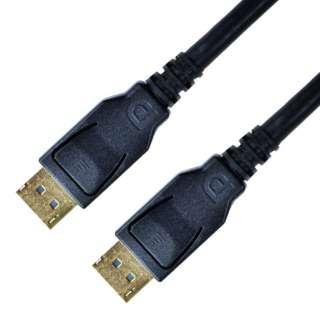 LDC-8KDP30 DisplayPort 1.4ケーブル 8K対応 ブラック [3m]