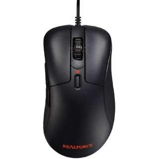 RFM01U11 ゲーミングマウス REALFORCE [光学式 /6ボタン /USB /有線]