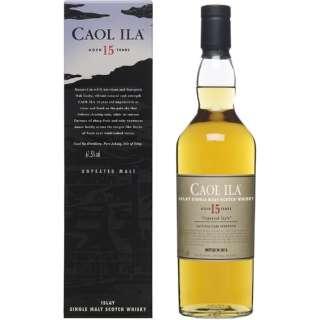 カリラ カスク・ストレングス 15年 61.5度 700ml【ウイスキー】