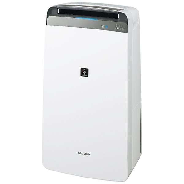 CV-L180-W 衣類乾燥除湿機 ホワイト系 [木造23畳まで /鉄筋45畳まで /コンプレッサー方式]